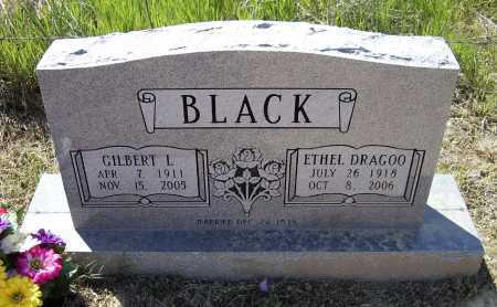 BLACK, GILBERT L. - Lawrence County, Arkansas | GILBERT L. BLACK - Arkansas Gravestone Photos