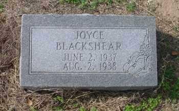 BLACKSHEAR, JOYCE - Lawrence County, Arkansas   JOYCE BLACKSHEAR - Arkansas Gravestone Photos