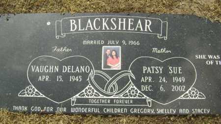 BLACKSHEAR, PATSY SUE - Lawrence County, Arkansas | PATSY SUE BLACKSHEAR - Arkansas Gravestone Photos