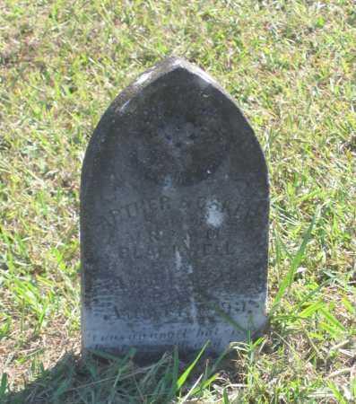 BLACKWELL, ARTHER - Lawrence County, Arkansas   ARTHER BLACKWELL - Arkansas Gravestone Photos