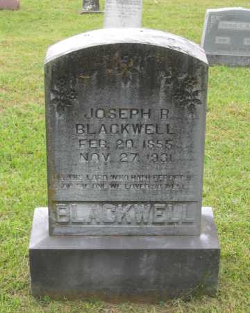 BLACKWELL, JOSEPH R. - Lawrence County, Arkansas   JOSEPH R. BLACKWELL - Arkansas Gravestone Photos