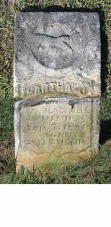OLDHAM BLACKWELL, MARTHA JANE - Lawrence County, Arkansas | MARTHA JANE OLDHAM BLACKWELL - Arkansas Gravestone Photos