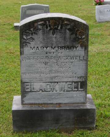 BLACKWELL, MARY MELISSA - Lawrence County, Arkansas | MARY MELISSA BLACKWELL - Arkansas Gravestone Photos