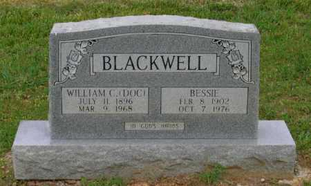 "BLACKWELL, WILLIAM CALVIN ""DOC"" - Lawrence County, Arkansas 
