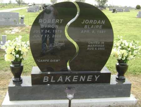 BLAKENEY, ROBERT BYRON - Lawrence County, Arkansas | ROBERT BYRON BLAKENEY - Arkansas Gravestone Photos