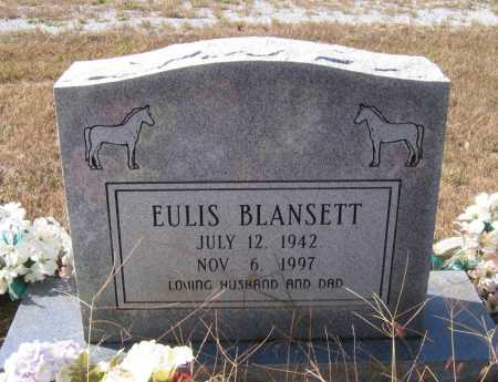BLANSETT, EULIS - Lawrence County, Arkansas   EULIS BLANSETT - Arkansas Gravestone Photos