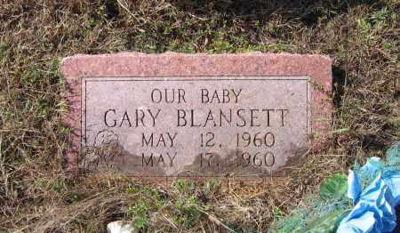 BLANSETT, GARY - Lawrence County, Arkansas | GARY BLANSETT - Arkansas Gravestone Photos