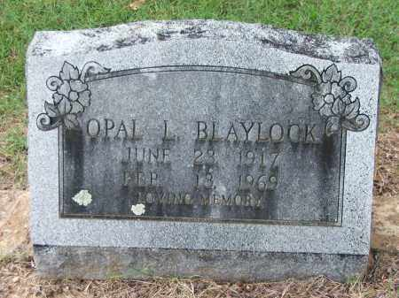 BLAYLOCK, OPAL L. - Lawrence County, Arkansas | OPAL L. BLAYLOCK - Arkansas Gravestone Photos