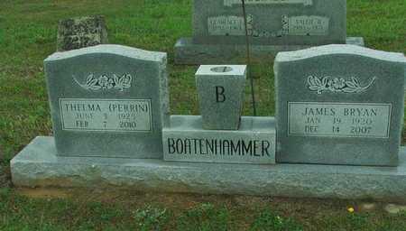 BOATENHAMMER, JAMES BRYAN - Lawrence County, Arkansas   JAMES BRYAN BOATENHAMMER - Arkansas Gravestone Photos
