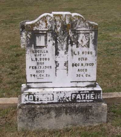 BOBO, LACEY S. - Lawrence County, Arkansas | LACEY S. BOBO - Arkansas Gravestone Photos