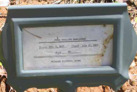PHILLIPS BOLT, JULIA ROSETTA - Lawrence County, Arkansas   JULIA ROSETTA PHILLIPS BOLT - Arkansas Gravestone Photos