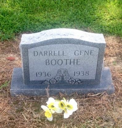 BOOTHE, DARRELL GENE - Lawrence County, Arkansas | DARRELL GENE BOOTHE - Arkansas Gravestone Photos