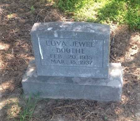 BOOTHE, EUVA JEWEL - Lawrence County, Arkansas | EUVA JEWEL BOOTHE - Arkansas Gravestone Photos