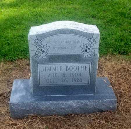 BOOTHE, JIMMIE - Lawrence County, Arkansas   JIMMIE BOOTHE - Arkansas Gravestone Photos