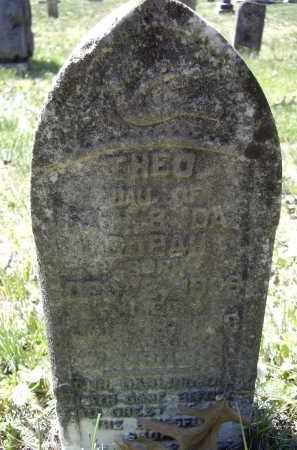 BORAH, THEO - Lawrence County, Arkansas   THEO BORAH - Arkansas Gravestone Photos