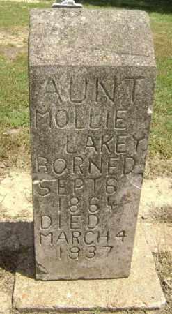 LAKEY, MOLLIE - Lawrence County, Arkansas | MOLLIE LAKEY - Arkansas Gravestone Photos