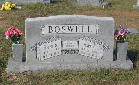 BOSWELL, MARVIN - Lawrence County, Arkansas | MARVIN BOSWELL - Arkansas Gravestone Photos