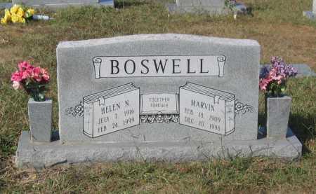 BOSWELL, MARVIN - Lawrence County, Arkansas | MARVIN BOSWELL - Arkansas Gravestone Photos