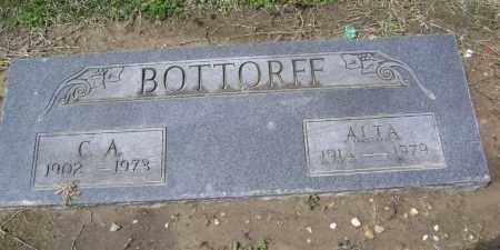 "BOTTORFF, CHARLES A. ""C.A."" - Lawrence County, Arkansas 
