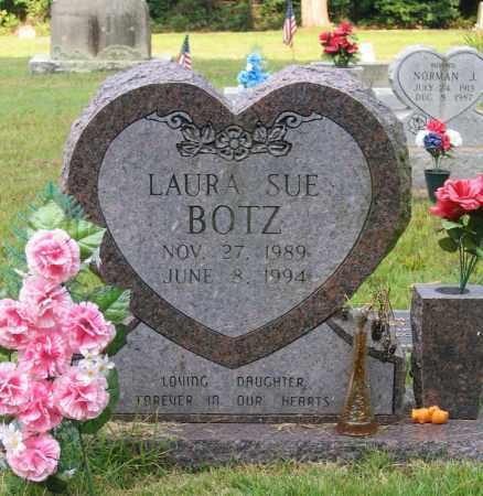BOTZ, LAURA SUE - Lawrence County, Arkansas | LAURA SUE BOTZ - Arkansas Gravestone Photos