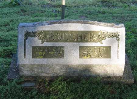 BOUCHER, JANIE - Lawrence County, Arkansas | JANIE BOUCHER - Arkansas Gravestone Photos