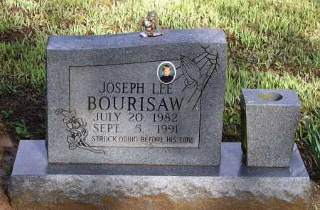 BOURISAW, JOSEPH LEE - Lawrence County, Arkansas | JOSEPH LEE BOURISAW - Arkansas Gravestone Photos