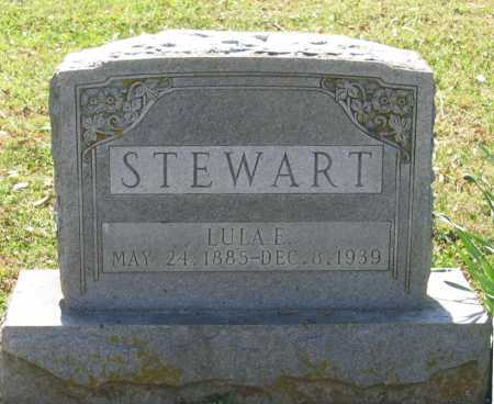 STEWART, LULU ELIZABETH BENNETT SEWELL - Lawrence County, Arkansas | LULU ELIZABETH BENNETT SEWELL STEWART - Arkansas Gravestone Photos
