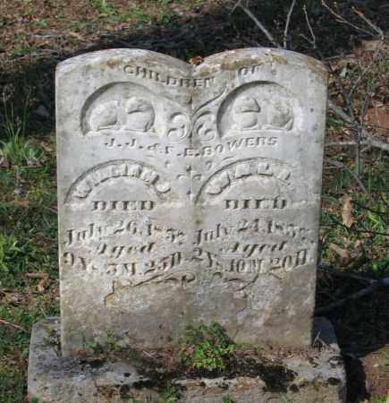 BOWERS, WALL - Lawrence County, Arkansas   WALL BOWERS - Arkansas Gravestone Photos