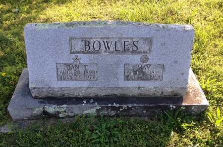 "BOWLES, DANIEL THOMPSON ""DAN T."" - Lawrence County, Arkansas | DANIEL THOMPSON ""DAN T."" BOWLES - Arkansas Gravestone Photos"