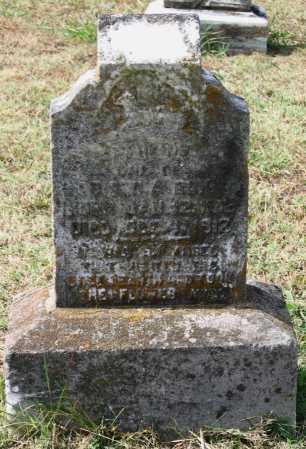 BOX, PAULINE - Lawrence County, Arkansas   PAULINE BOX - Arkansas Gravestone Photos