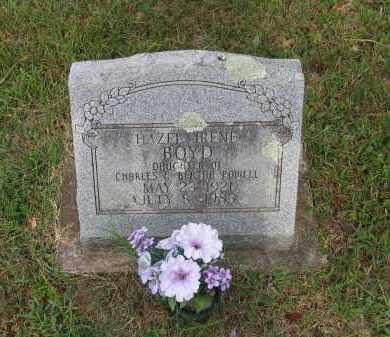 POWELL BOYD, HAZEL IRENE - Lawrence County, Arkansas   HAZEL IRENE POWELL BOYD - Arkansas Gravestone Photos