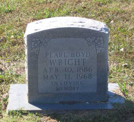 YOUNG BOYD, PEARL MARY JANE - Lawrence County, Arkansas | PEARL MARY JANE YOUNG BOYD - Arkansas Gravestone Photos