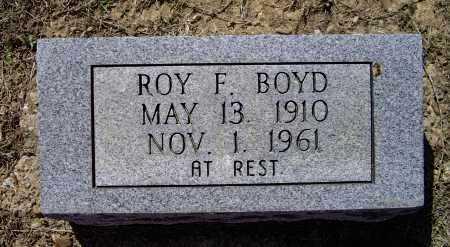 BOYD, ROY FRANKLIN - Lawrence County, Arkansas | ROY FRANKLIN BOYD - Arkansas Gravestone Photos