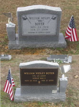 "BOYER, WILLIAM WESLEY ""BILL"" - Lawrence County, Arkansas 