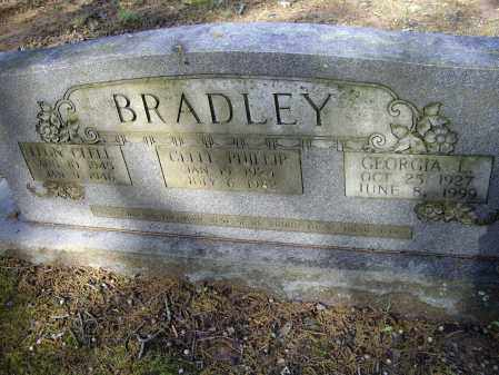 BRADLEY, LEON CLELL - Lawrence County, Arkansas | LEON CLELL BRADLEY - Arkansas Gravestone Photos