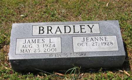 BRADLEY, JAMES L. - Lawrence County, Arkansas | JAMES L. BRADLEY - Arkansas Gravestone Photos