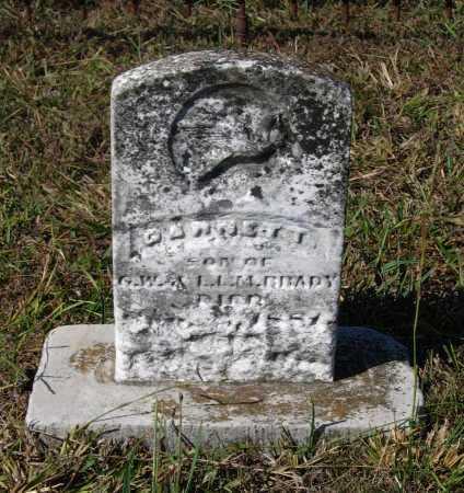 BRADY, GARRETT - Lawrence County, Arkansas | GARRETT BRADY - Arkansas Gravestone Photos