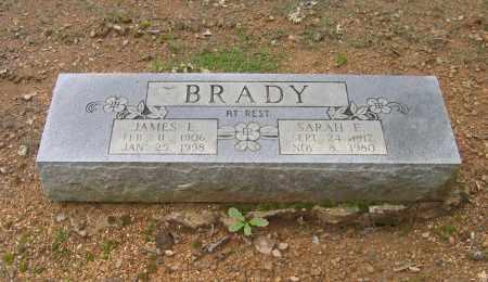BRADY, JAMES ELI - Lawrence County, Arkansas | JAMES ELI BRADY - Arkansas Gravestone Photos