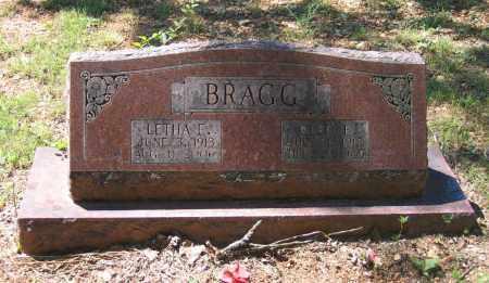 BRAGG, CLEO E. - Lawrence County, Arkansas | CLEO E. BRAGG - Arkansas Gravestone Photos
