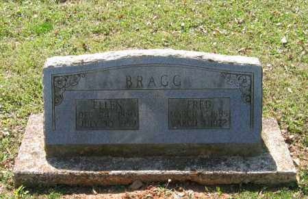"""BRAGG, FREDERIC AUGUSTUS """"FRED"""" - Lawrence County, Arkansas 