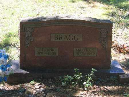 BROWN BRAGG, MARTHA S. - Lawrence County, Arkansas | MARTHA S. BROWN BRAGG - Arkansas Gravestone Photos