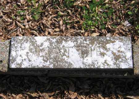 BRAGG, MATTIE - Lawrence County, Arkansas   MATTIE BRAGG - Arkansas Gravestone Photos
