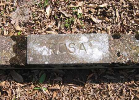 BRAGG, ROSA - Lawrence County, Arkansas   ROSA BRAGG - Arkansas Gravestone Photos