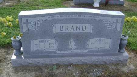 BRAND, CLARENCE HUBERT - Lawrence County, Arkansas | CLARENCE HUBERT BRAND - Arkansas Gravestone Photos