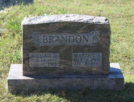 WILLETT BRANDON, MARTHA ANGELINE - Lawrence County, Arkansas | MARTHA ANGELINE WILLETT BRANDON - Arkansas Gravestone Photos