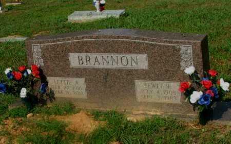 BRANNON, JEWEL EDWARD - Lawrence County, Arkansas | JEWEL EDWARD BRANNON - Arkansas Gravestone Photos