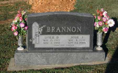 BRANNON, LESLIE DEVOE - Lawrence County, Arkansas | LESLIE DEVOE BRANNON - Arkansas Gravestone Photos