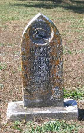 BRANNON, MARY A. - Lawrence County, Arkansas | MARY A. BRANNON - Arkansas Gravestone Photos