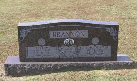 BRANNON, OPHA MAUDE - Lawrence County, Arkansas   OPHA MAUDE BRANNON - Arkansas Gravestone Photos