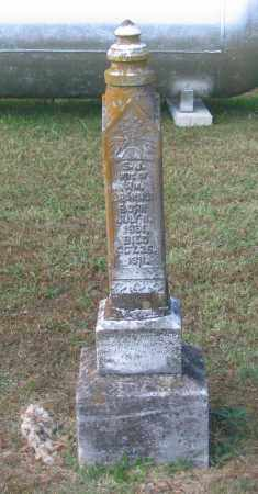 FLEMING BRANNON, SARAH JANE - Lawrence County, Arkansas | SARAH JANE FLEMING BRANNON - Arkansas Gravestone Photos